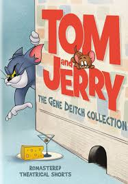 tom and jerry the gene deitch collection dvd review rotoscopers