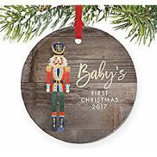 boy babys ornament 2017 newborn baby s 1st gift