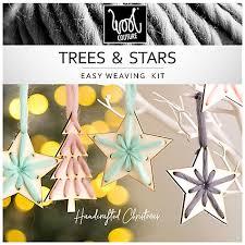 buy wool couture tree diy bauble kit multi lewis