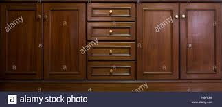 Cabinet Door Front by Front Kitchen Wooden Frame Cabinet Door And Drawers Made From Dark