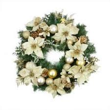 Pre Lit Decorated Christmas Wreaths by Battery Operated Red Pre Lit Decorated Garland With 60 Led Lights