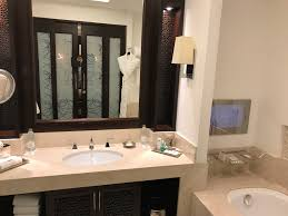 hotel review an astor room at the st regis doha in qatar