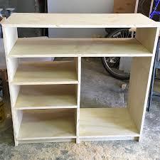 diy plywood closet organizer build plans a houseful of handmade