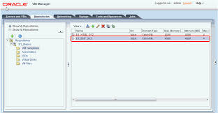 working with oracle vm templates for jd edwards enterpriseone