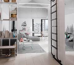 Scandinavian Interiors 3 Soothing Scandinavian Interiors