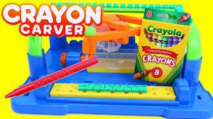 crayon carver crayola crayon maker diy coloring supplies