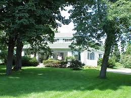Bermed House Webster Township