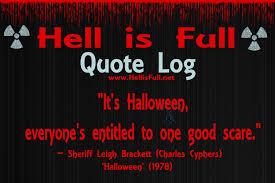 quote log 19 u201cit u0027s halloween everyone u0027s entitled to one good