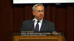 david hoffman billion dollar spy jul 23 2015 c span org