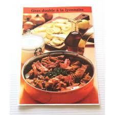 cuisine lyonnaise fiche cuisine vintage rétro par m gras à la lyonnaise