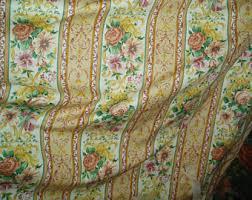 Regency Stripe Upholstery Fabric Beige Striped Upholstery Materials Fabric Etsy Studio