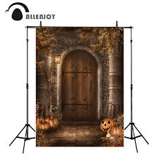 halloween trees pumpkins background online get cheap halloween pumpkin backgrounds aliexpress com