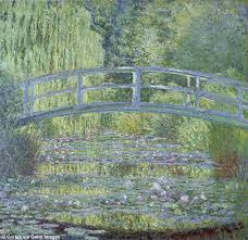 Claude Monet Blind Ross King U0027s Mad Enchantment Reveals How Monet Made His Money