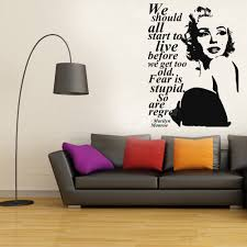 Marilyn Monroe Bedroom by Vinilos Paredes Picture More Detailed Picture About 3d Poster
