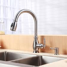 stainless steel pull out kitchen faucet kitchen faucet dyconn faucet celtic pullout kitchen faucet