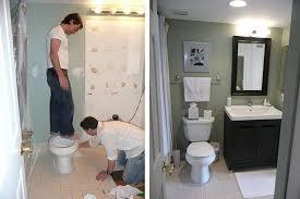 Simple Bathroom Makeover Ideas PlanAHomeDesign - Simple bathroom makeover