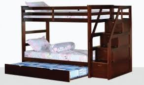 Bunk Bed Storage Stairs Bunk Bed With Storage Stairs And Trundle Xiorex