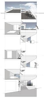 split level house plan gallery of split level house qb design 20