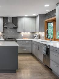 light grey kitchen cabinets warm grey kitchen remodel nw contemporary contemporary