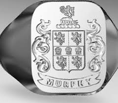 family crest rings coat of arms ring
