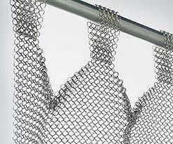 Chain Mail Curtain Custom Chain Mail Curtains Screens In