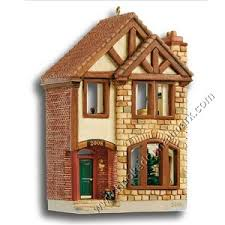 2008 nostalgic house mayors house hallmark ornament at hooked on