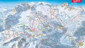 Alps Mountains Map Interactive Map Nassfeld