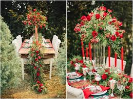 christmas table decor ideas bride link