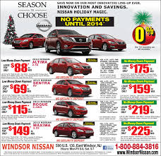 car sales black friday nissan season to choose the maguire auto blog