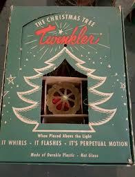 details about 12 vintage tree twinkler birdcage spinner