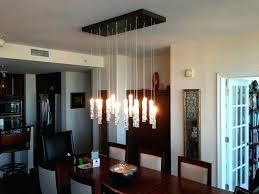 Dining Room Table Light Fixtures Hanging Dining Room Light Fixtures Travelandwork Info