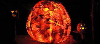 ideas tmnt pumpkin carving halloween teenage mutant