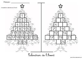 Calendrier De L Avent Fabriquer Un Calendrier De Calendrier De L 39 Avent Fabriquer Cp Images Coloriage Calendrier