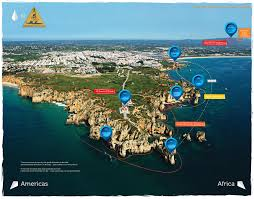 Lagos Africa Map Kayak Lagos Com Kayak Cave Trip In Lagos By Outdoor Tours Com Lda