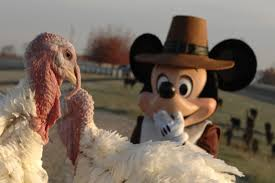 what restaurants at disney world will offer thanksgiving dinner