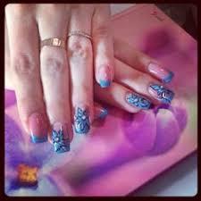 fingern gel design vorlagen one stroke fingernägel design vorlagen yulia 2014 nageldesign