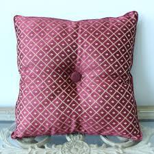 Chair Cushions Cheap Online Get Cheap Burgundy Chair Cushions Aliexpress Com Alibaba