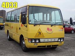 mitsubishi yellow mitsubishi rosa kindergarten bus 3 41 seat 4d33 japanese