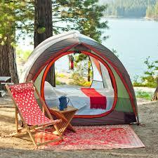 best camping gear sunset