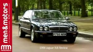 1998 jaguar xj8 review youtube
