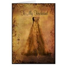 For My Husband On Our Husband On Our Wedding Day Greeting Cards Zazzle
