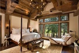 gemütliche schlafzimmer inspirierende rustikale schlafzimmer ideen zu dekorieren mit stil