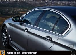 official the all new 2017 bmw 5 series is here u2014 new look new