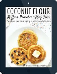 Pancake Flour Healthy Coconut Flour Recipes