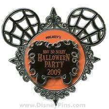 win a 2009 mickey u0027s not so scary halloween party pin disney