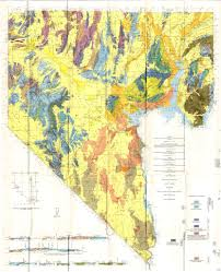 Map Of Las Vegas Nevada by Clark County Geologic Map Maplets