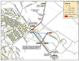 Los Angeles Afb Map by Electrical Repair Work To Close Highway 1 Near Vandenberg Afb