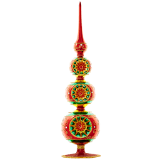 christopher radko finial tree toppers radko ornaments