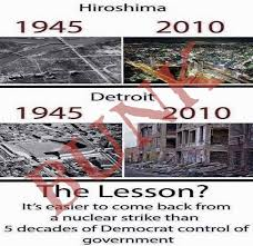 Detroit Meme - misleading detroit vs hiroshima photo comparisons metabunk