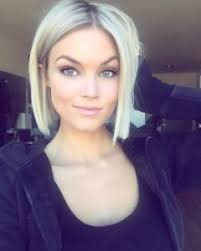 short haircuts with middle part 15 adorable short haircuts you ll actually want to try